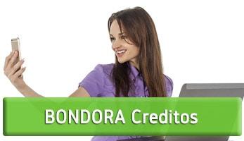 BONDORA creditos