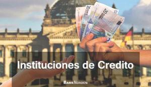 Instituciones de Credito