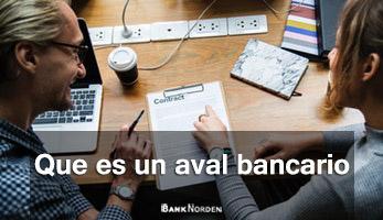 Que es un aval bancario