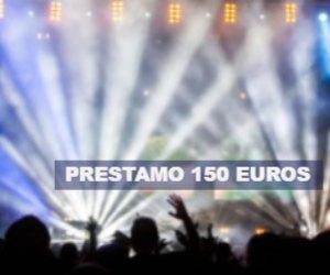 PRESTAMOS 150 EUROS